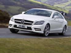 Mercedes-Benz CLS Coupe (2014 - ) review