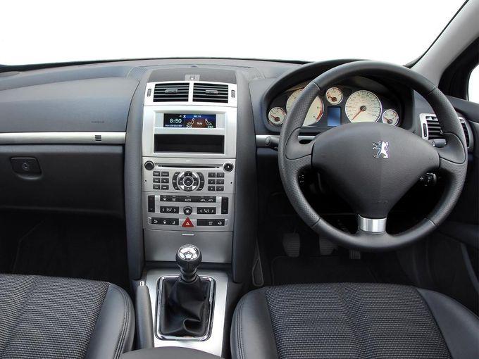 Peugeot 407 SW estate