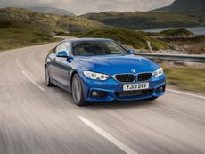BMW 4 Series Coupe (2013 - ) review