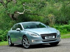 Peugeot 508 Saloon (2011 - ) review