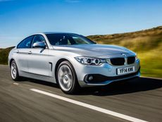 BMW 4 Series Gran Coupe Coupe (2014 - ) review