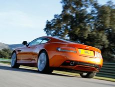 Aston Martin Virage Coupe