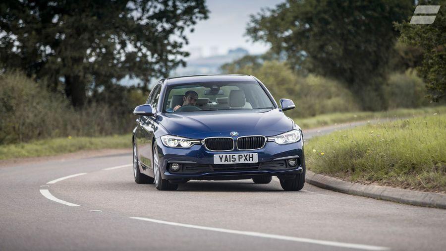 2015 BMW 320d ED Plus auto
