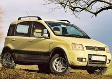 Fiat Panda 4×4 (2004 – 2012) review