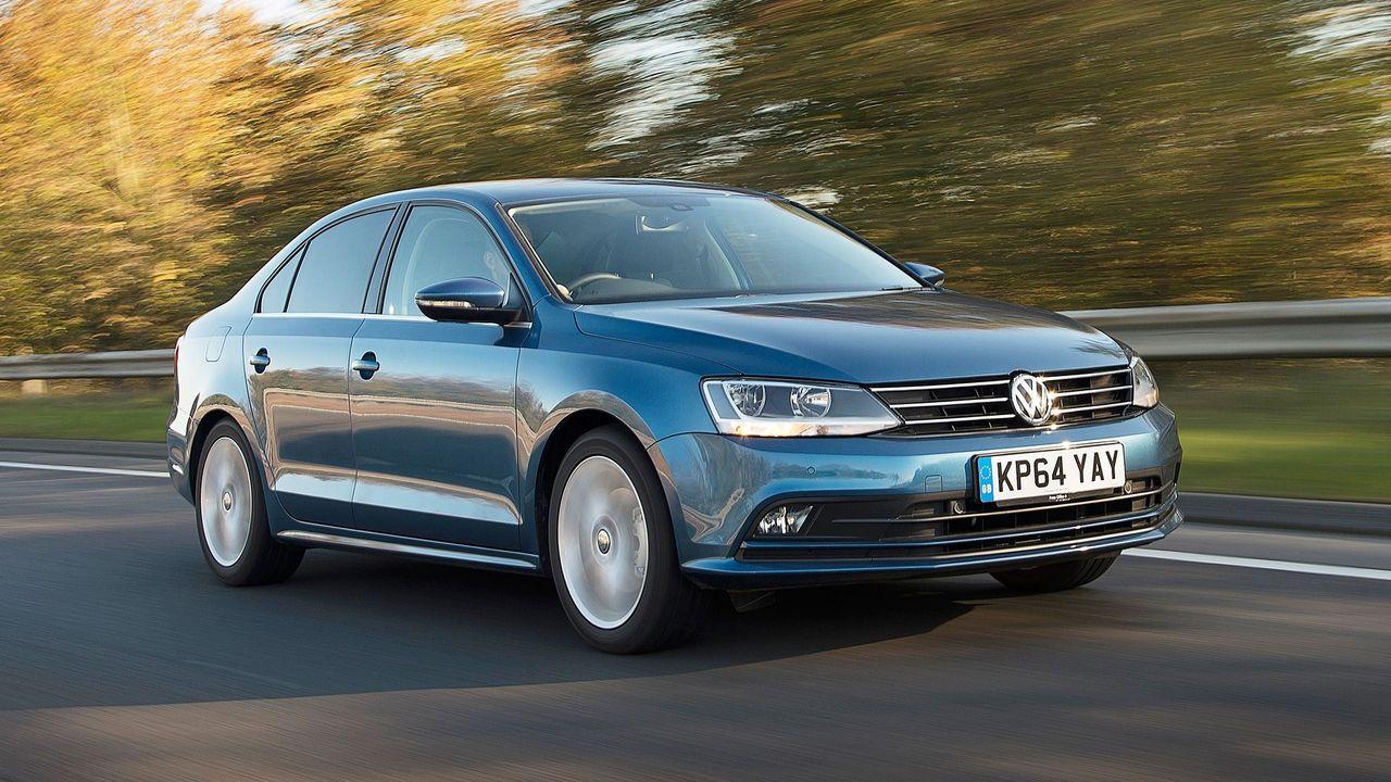 Volkswagen Jetta ride