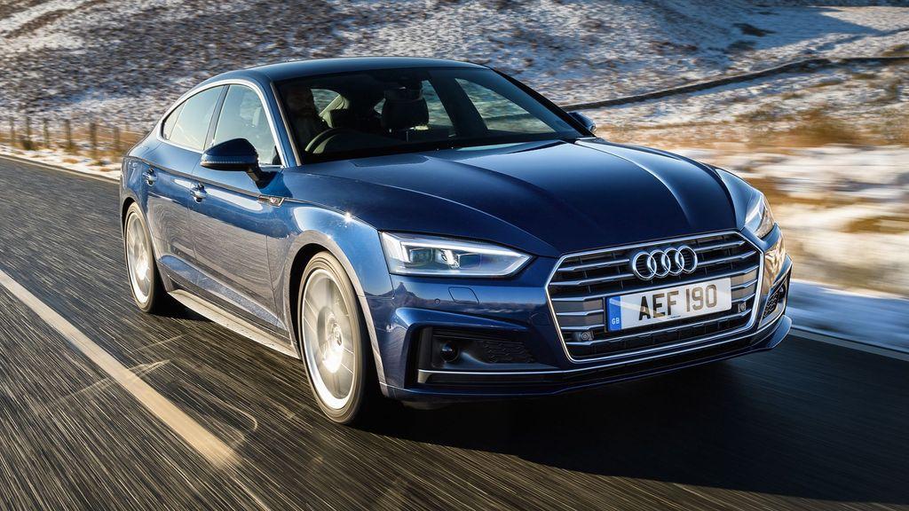 Audi A5 Sportback (2016 - ) review image