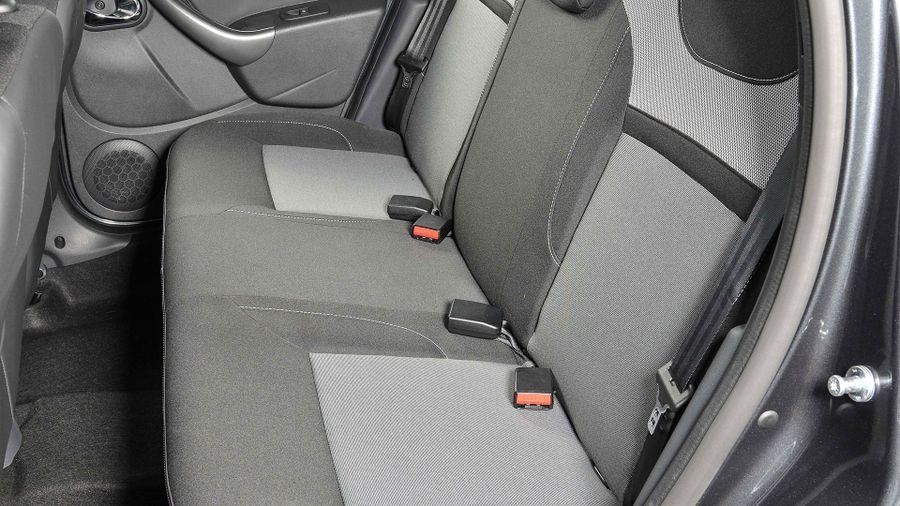 Dacia Duster practicality