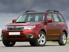 Subaru Forester SUV (2008 - ) review