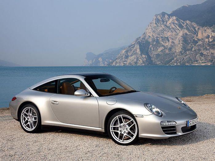 Porsche 911 Targa coupe