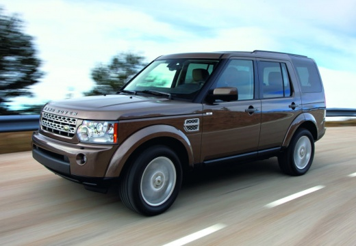 Used Land Rover Discovery 4