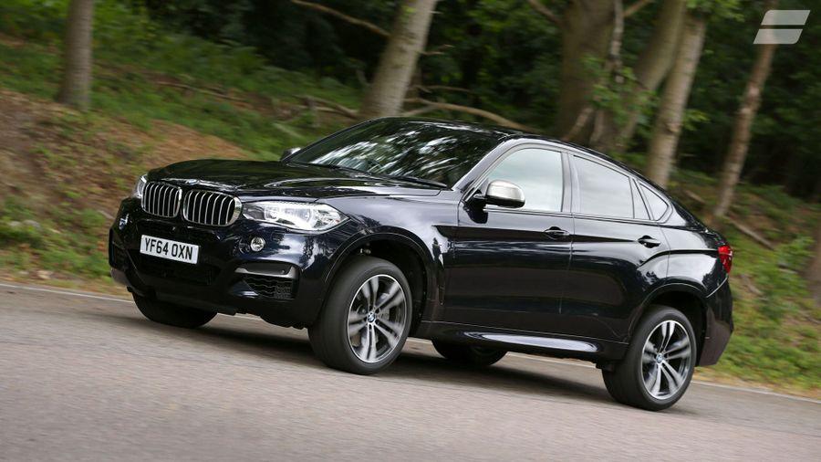 BMW X6 running costs