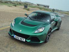 Lotus Exige S Coupe