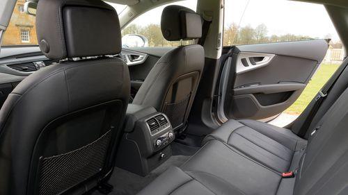 Audi A7 Sportback practicality