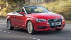 Audi A3 Cabriolet Convertible (2013 - ) review