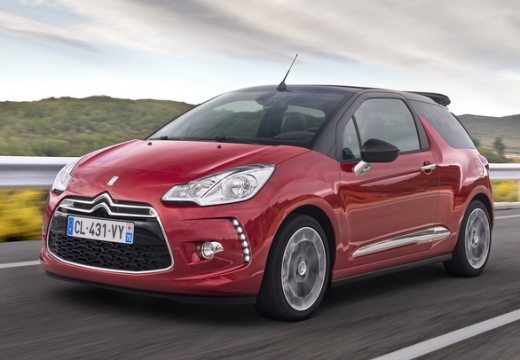 Used Citroen Ds3 Cabrio