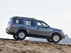 Nissan Pathfinder 4×4 (2005 – ) review