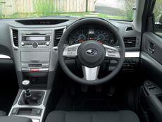 Subaru Legacy estate (2009 – ) review