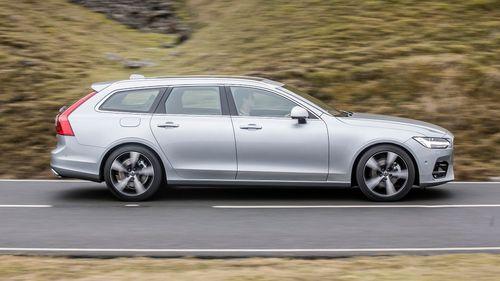 2016 Volvo V90 Performance