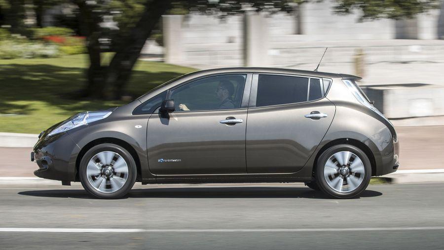 Nissan Leaf reliability