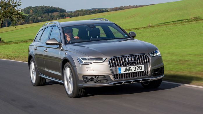 Audi A6 allroad Expert Review