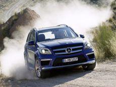 Mercedes-Benz GL 4×4 (2013 – ) review