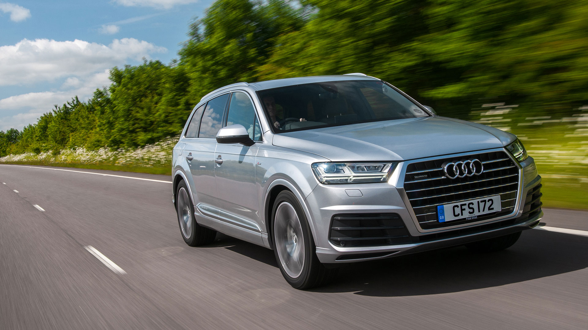 Audi Q7 SUV (2015 - ) review