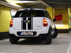 MINI Countryman Hatchback (2010 - ) review