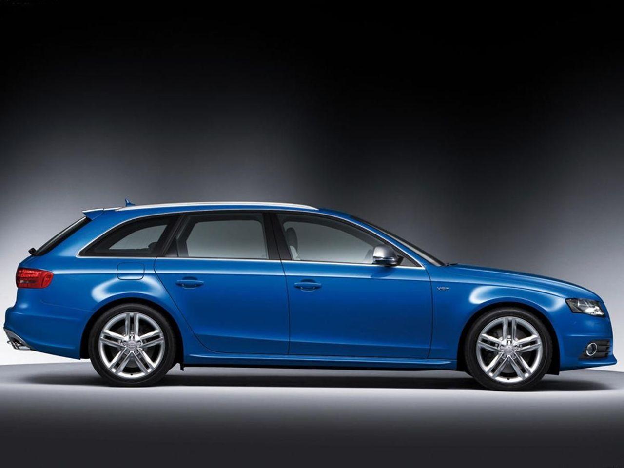 Audi S4 Avant estate