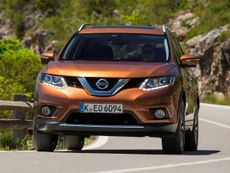 Nissan X-Trail SUV (2014 - ) review