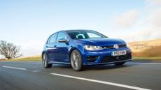 Volkswagen Golf R refinement