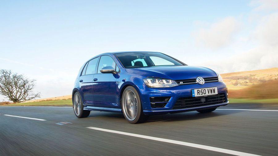 Volkswagen Golf R refinement