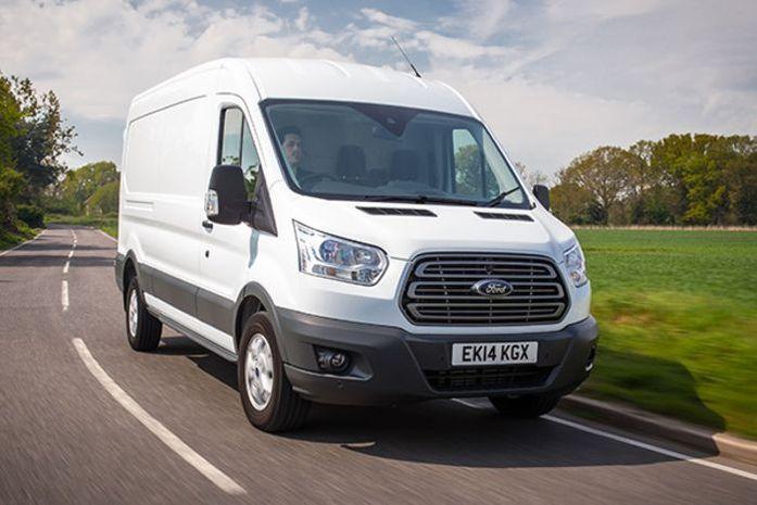 Ford Transit Panel Van (2013 - 2016) MK5 review