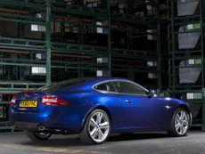 Jaguar XK coupe (2006 – ) review