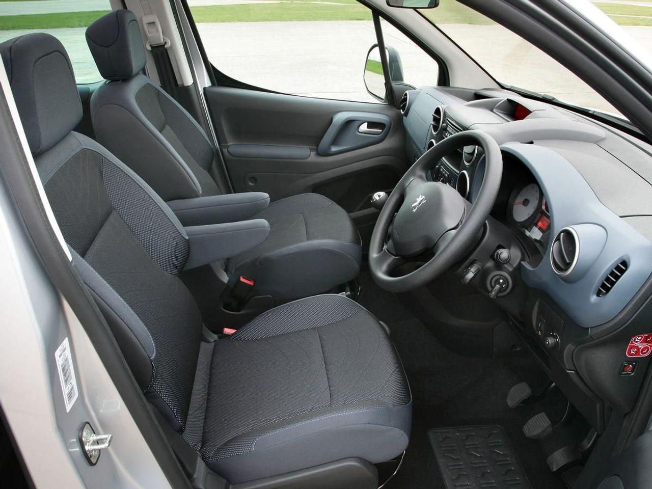 Peugeot Partner Tepee MPV