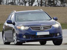 Honda Accord Tourer estate (2008 – ) review