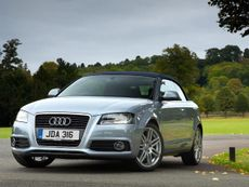 Audi A3 Cabriolet Convertible (2008 - ) review