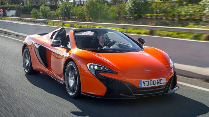 McLaren 650S Expert Review