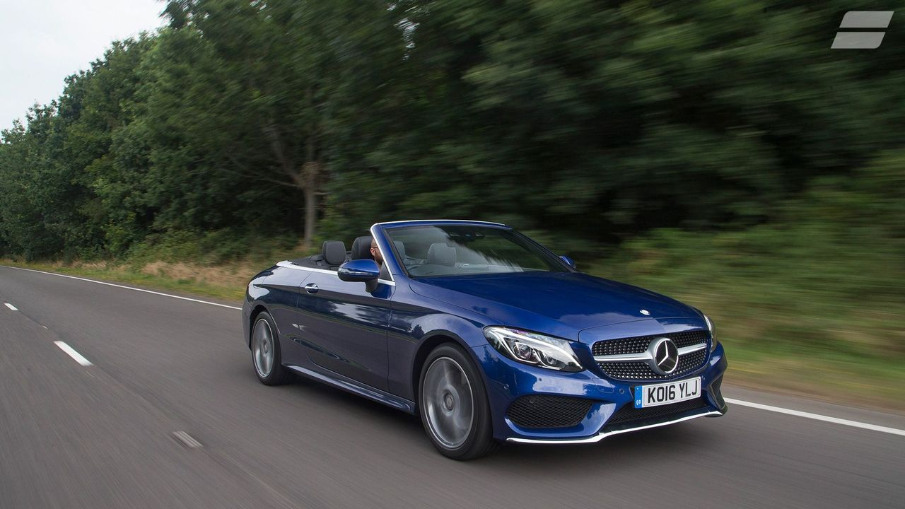 mercedes benz c class cabriolet convertible 2016 review auto trader uk. Black Bedroom Furniture Sets. Home Design Ideas