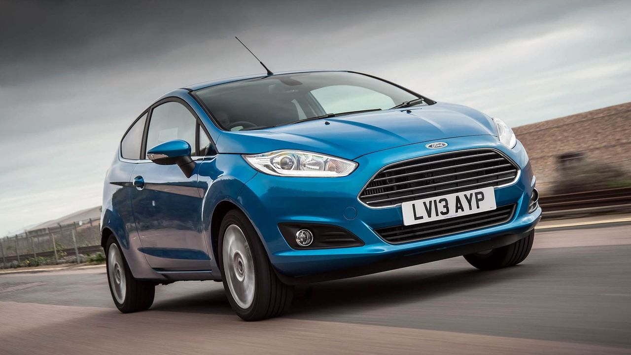 Ford Fiesta performance