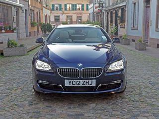 BMW 6 Series Gran Coupe saloon