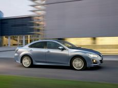 Mazda Mazda6 Hatchback (2010 - 2013) review