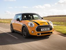 MINI Hatch Cooper Hatchback (2014 - ) review