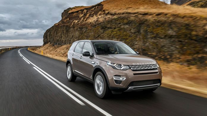 Land Rover Discovery Sport Expert Review