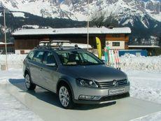 Volkswagen Passat Estate (2010 - ) review