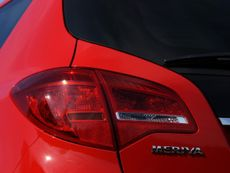 Vauxhall Meriva MPV (2010 - ) review