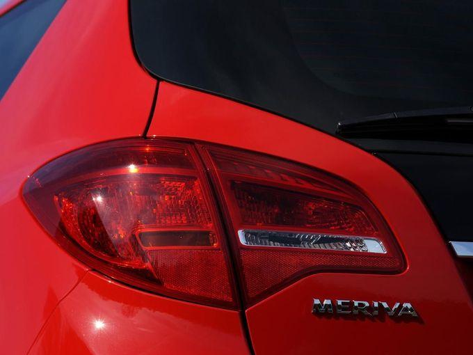 Vauxhall Meriva MPV